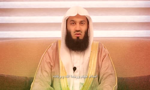 The Gift Of Food     Mufti Menk