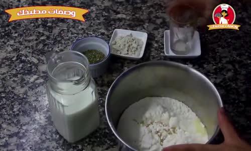   وصفة  بسيطة وسريعة لتحضير البيتزا المنزلية  Fast & Quick Recipe To Make Home Pizza