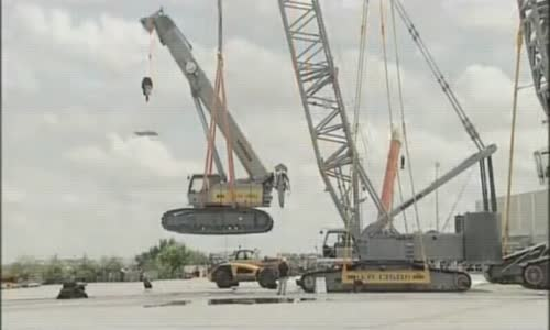 Awesome machines - Biggest Mega machine Crane