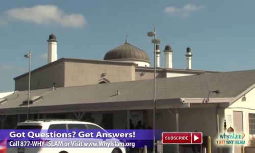Americans Visiting Mosques in USA
