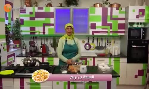 وصفة طبخ و تحلية   في مطبخ السيدة بن بريم - طاجين زيتون بالفولوفون   فلان بالكرمال