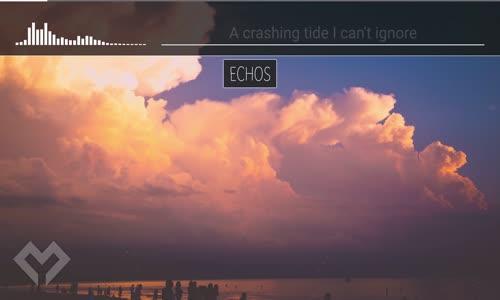 [LYRICS] Echos  Tomorrow