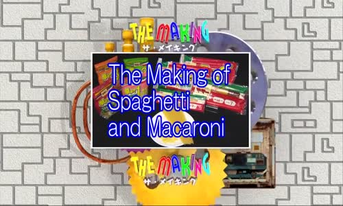 How It's Made - How to Make Spaghetti and Macaroni