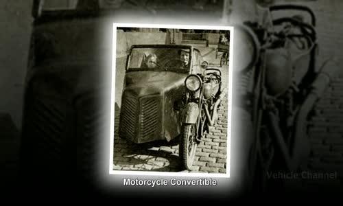 Strange Vehicles - Compilation P4