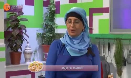   في مطبخ السيدة بن بريم - تورتة بالفواكه