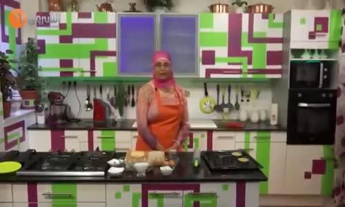 وصفة طبخ  في مطبخ السيدة بن بريم - كيش بالجبن   أضلع الخروف بالبطاطا المرحية