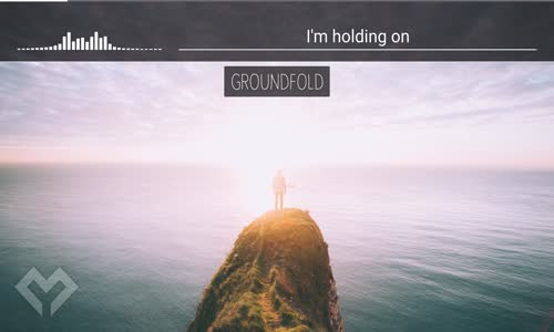 [LYRICS] groundfold  all the things (I've ever loved)