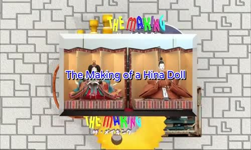 How It's Made - How To Make a Hina Doll
