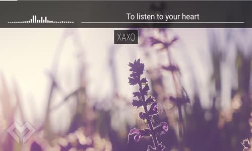 [LYRICS] XAXO  Safe Unknown