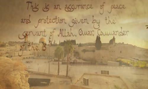 Muslim Christian Coexistence   (Umar Ibn Al Khattab)