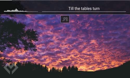 LYRICS JPB  Purple Sky (ft. Anuka)