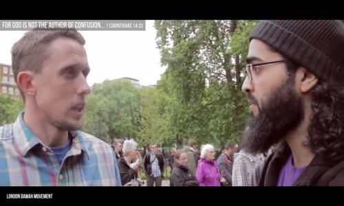 Christian Guy Says Trinity is Illogical