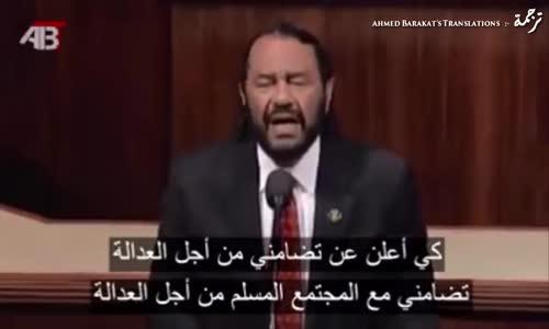 رجل مسيحي يدافع عن الإسلام  (مترجم)