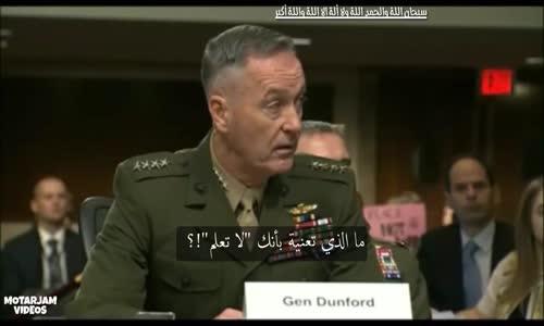 مسخرة داخل الكونجرس الأمريكي بسبب الأزمة السورية ونظام الأسد (مترجم)