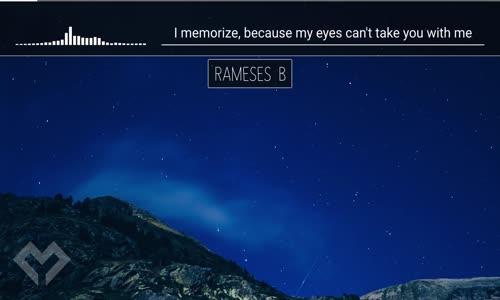 LYRICS Rameses B  Darkest Place (ft. Aloma Steele)