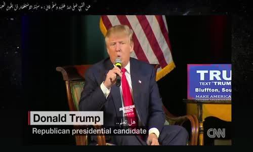 دونالد ترامب _ سنستخدم وسائل التعذيب مع الإرهابين_ (مترجم)