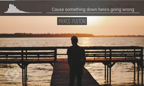 [LYRICS] Pierce Fulton  Echo Lake