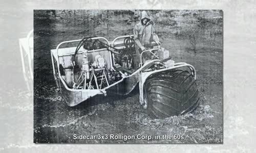 Rolligon vehicles - All Terrain Vehicles