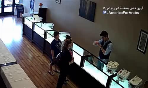 Muslim Man Leaves American Woman in Tears  SHOCKING MOMENT!!!