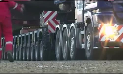 The Biggest and Longest Trucks In The World
