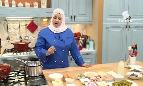 خبز على شكل سمكة محشو بالتونة و الجبن الأبيض حصة كل يوم طبخة  