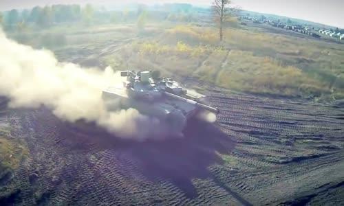 Ukrainian Oplot-M Main Battle Tank