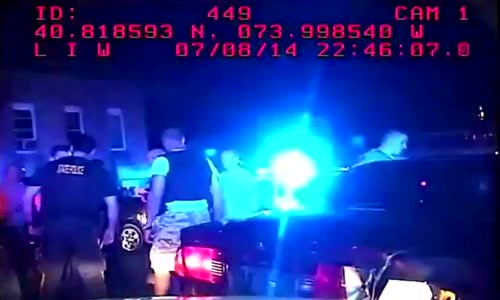 New Jersey Cop Who Kicked Handcuffed Suspect Found Not Guilty