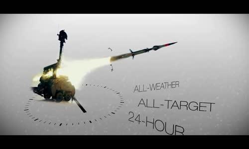 Saab BAMSE Ground Based Air Defence Missile System