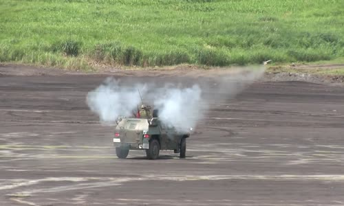 Japanese Type 01 LMAT (ATM-5) Third Generation Anti-Tank Missile