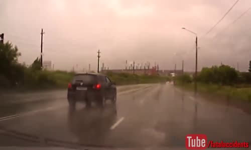 Alert Driver Prevents Two Head On Collisions