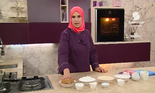طريقة تحضير كفتة الشيف دليلة تونسي حصة زين و همة  