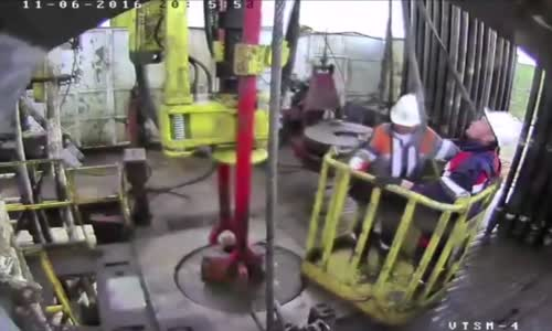 Oil rig fatal accident