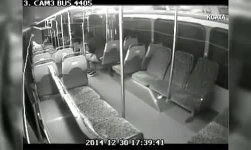 Teen shot on Kansas City Bus