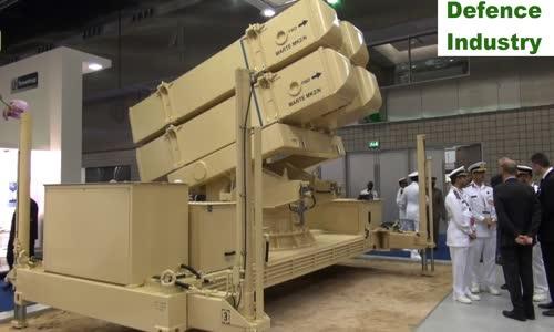 MBDA's Marte Coastal Defence System
