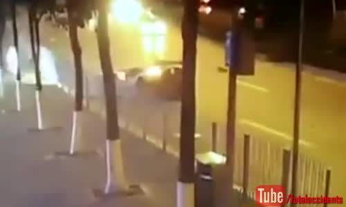 The Most Expensive Single-Vehicle Crash Ever