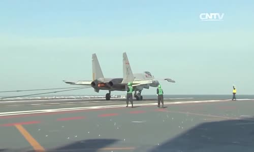 Shenyang J-15 Flying Shark Carrier-Based Fighter