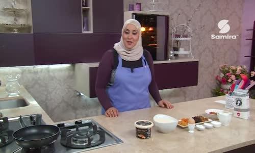 البغرير الجزائري بطريقة خاصة الشيف سميحة بن بريم  