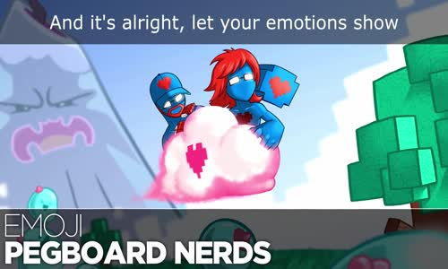 LYRICS Pegboard Nerds  Emoji