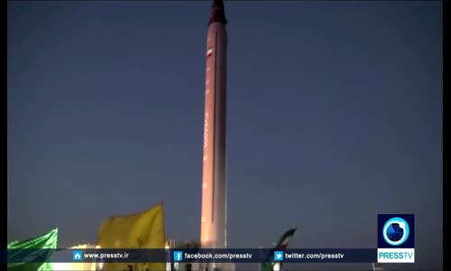 Iranian Emad Medium-Range Guided Missile