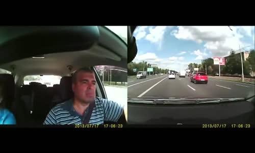 Unavoidable Terrible Head-On Collision