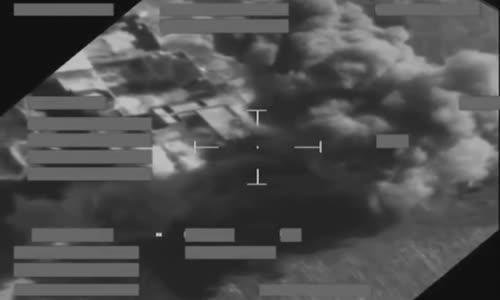RAF Airstrike on Daesh Position
