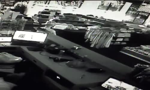 Store Owner Opens Fire On Smash & Grab Robbers