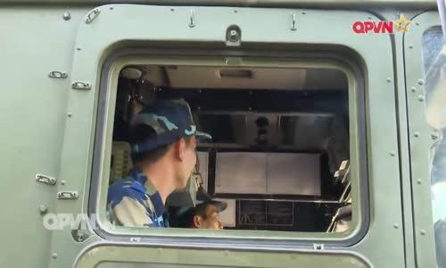 Bastion-P Coastal Defence Missile System in Vietnam