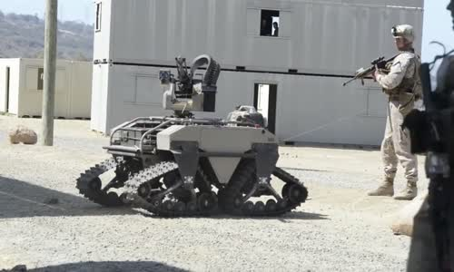 US Marines Test Multi-Utility Tactical Transport (MUTT) Vehicle