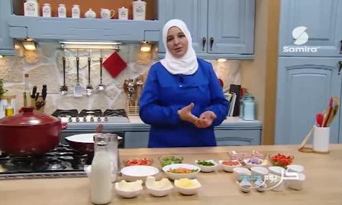 الشوارما البيتية   حساء الجبن   عصير التفاح و الشمندر السكري حصة كل يوم طبخة  