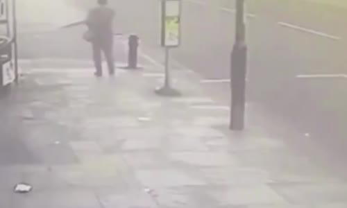A Man's Decision Not to Catch Bus May Have Saved His Own Life