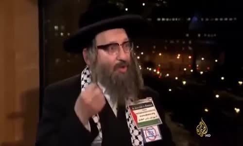 خطير جدا و عاجل حاخام إسرائيل دولة محرمة شرعا في التوراة