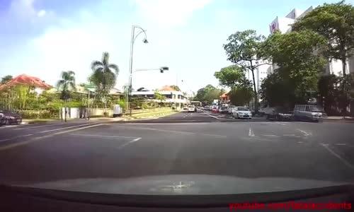 Biker Road Rage