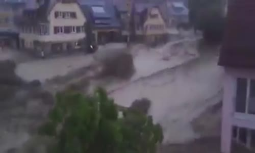 Four dead in heavy flooding in Germany