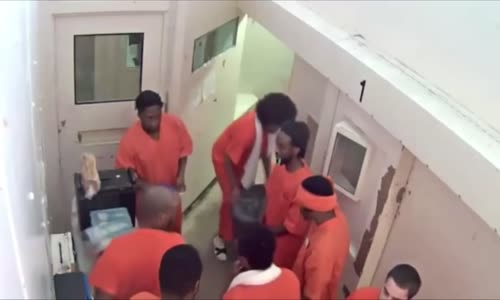Jailed terrorist trying to convert inmate to Islam gets beat down